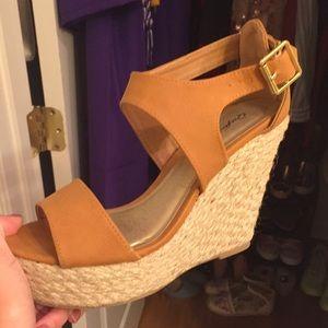 Shoes - CUTE ESPADRILLE WEDGES